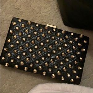 Clutch purse with Strap